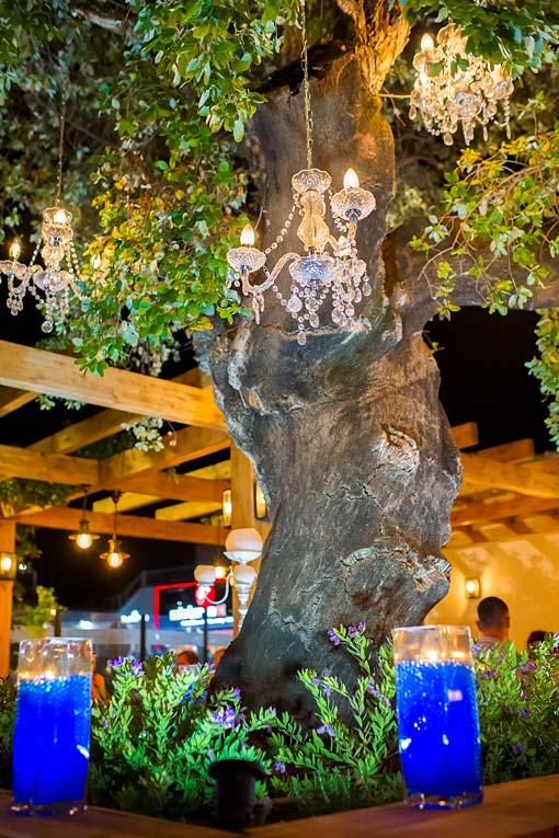 OAK Garden and Grill - Restaurant, Puerto Banus, Marbella